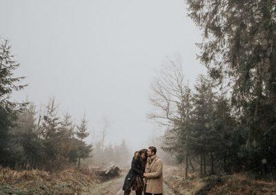 Paarshooting - Wintershooting   Teresa Horres Fotografie